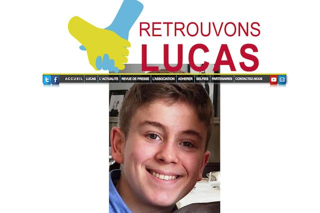 Retrouvons Lucas Tronche