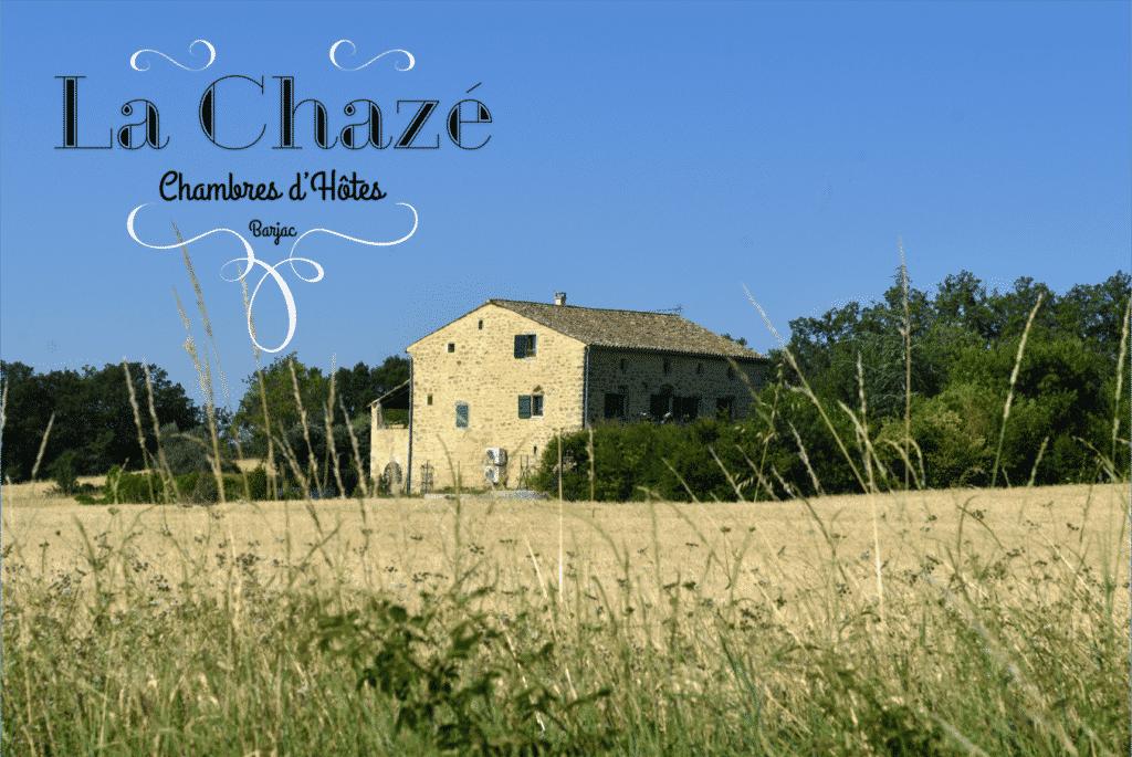 La Chazé – Chambres D'Hôtes à Barjac