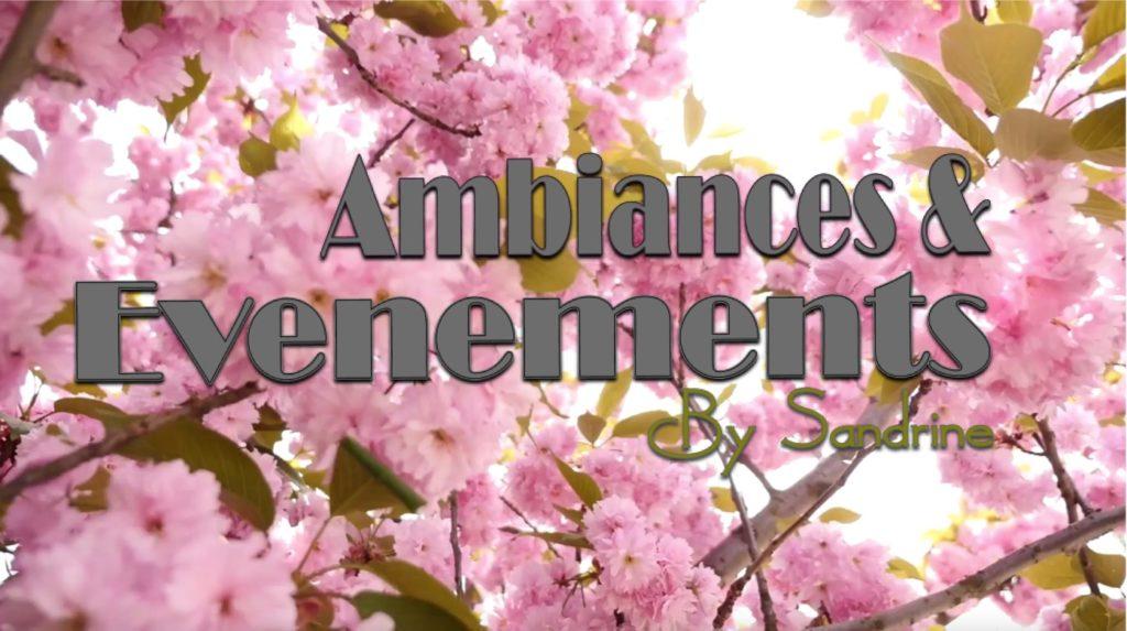 Ambiances & Evénements, location d'équipement et décoration pour vos réceptions.